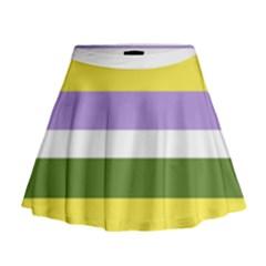 Bin Mini Flare Skirt