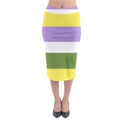 Bin Midi Pencil Skirt