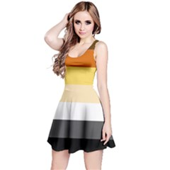 Brownz Reversible Sleeveless Dress