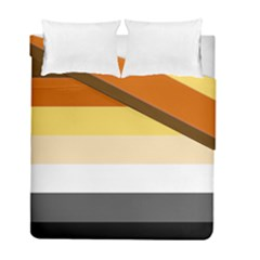Brownz Duvet Cover Double Side (full/ Double Size)