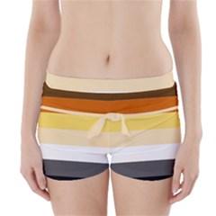Brownz Boyleg Bikini Wrap Bottoms