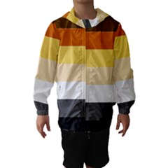 Brownz Hooded Wind Breaker (kids)