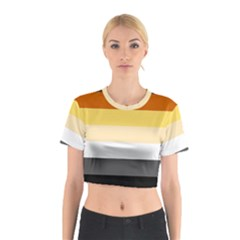 Brownz Cotton Crop Top