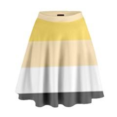 Brownz High Waist Skirt