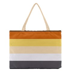 Brownz Medium Tote Bag