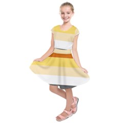 Brownz Kids  Short Sleeve Dress