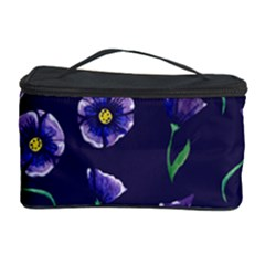 Floral Cosmetic Storage Case