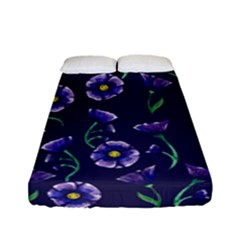 Floral Fitted Sheet (full/ Double Size)