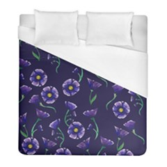 Floral Duvet Cover (full/ Double Size)