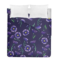 Floral Duvet Cover Double Side (full/ Double Size)