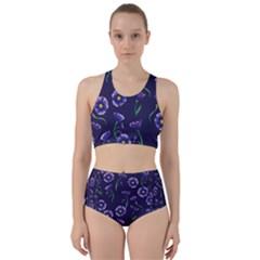 Floral Bikini Swimsuit Spa Swimsuit