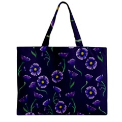 Floral Medium Tote Bag