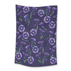 Floral Small Tapestry