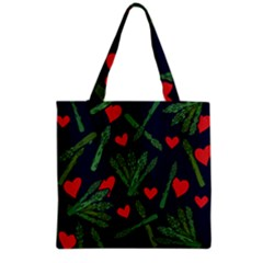 Asparagus Lover Grocery Tote Bag