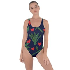 Asparagus Lover Bring Sexy Back Swimsuit