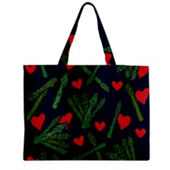 Asparagus Lover Medium Tote Bag