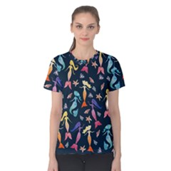 Mermaids Women s Cotton Tee
