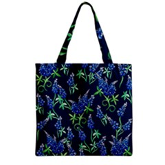 Bluebonnets Grocery Tote Bag