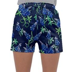 Bluebonnets Sleepwear Shorts