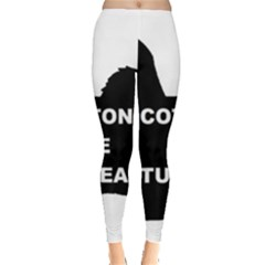 Coton De Tulear Name Silo Leggings