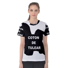 Coton De Tulear Name Silo Women s Cotton Tee
