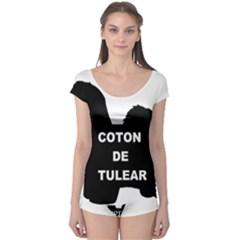 Coton De Tulear Name Silo Boyleg Leotard
