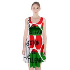 Coton Name Madagascar Paw Flag Racerback Midi Dress