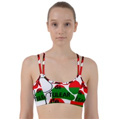 Coton Name Madagascar Paw Flag Line Them Up Sports Bra