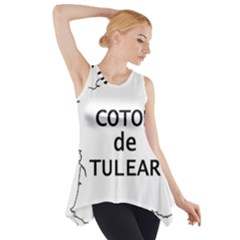 France Outline W Name Side Drop Tank Tunic