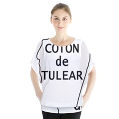Madagascar Outline With Name Blouse