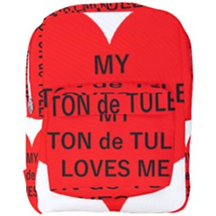 My Coton Loves Me Full Print Backpack