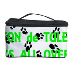 My Coton Walks On Me Cosmetic Storage Case