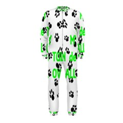 My Coton Walks On Me Onepiece Jumpsuit (kids)