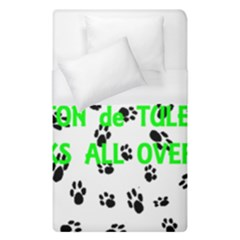 My Coton Walks On Me Duvet Cover (single Size)
