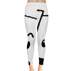 Peeping Coton Leggings