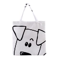 Peeping Coton Grocery Tote Bag