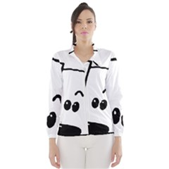 Peeping Coton Wind Breaker (women)