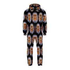 Cute Animal Drops   Tiger Hooded Jumpsuit (kids)