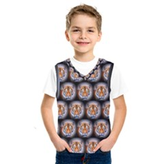 Cute Animal Drops   Tiger Kids  Sportswear