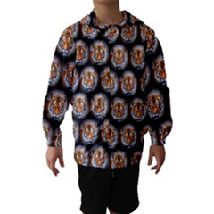 Cute Animal Drops   Tiger Hooded Wind Breaker (kids)