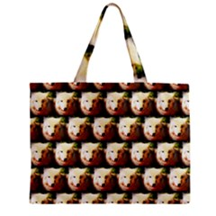 Cute Animal Drops   Wolf Mini Tote Bag