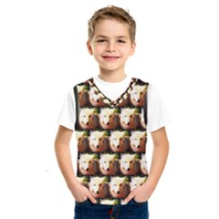 Cute Animal Drops   Wolf Kids  Sportswear