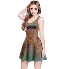 Summer Love Boho Reversible Sleeveless Dress