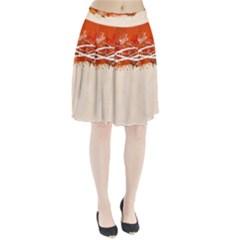Vector Design  Pleated Skirt