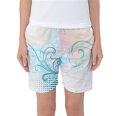 Bright Designs  Women s Basketball Shorts
