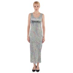 Solved Word Search Containing Animal Related Words Fitted Maxi Dress