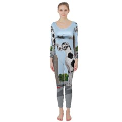 Great Dane Long Sleeve Catsuit
