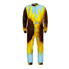 Sunflower Onepiece Jumpsuit (kids)