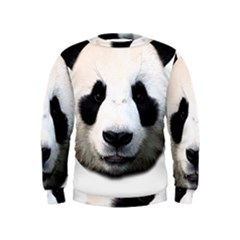 Panda Face Kids  Sweatshirt