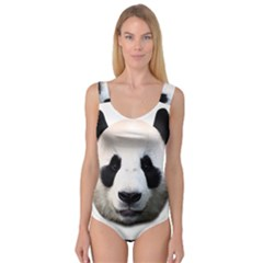Panda Face Princess Tank Leotard